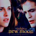new moon - robert-pattinson fan art