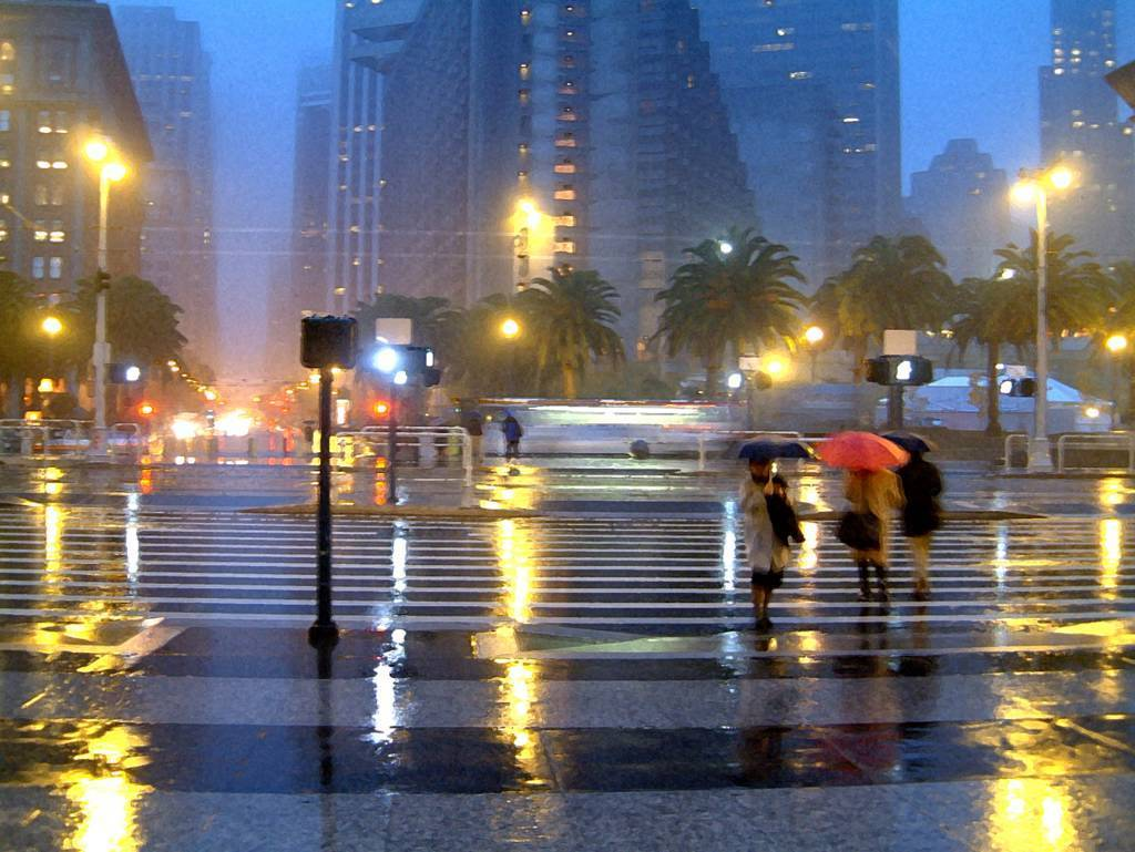 Rain Images Rain In City Hd Wallpaper And Background Photos 7820044