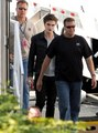 robert in Eclipse Set - twilight-series photo