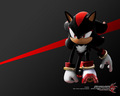 shadow on the  ground - sonic-the-hedgehog wallpaper