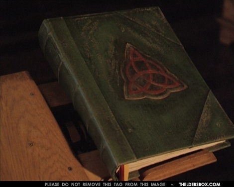 Charmed wallpaper called the book of shadows!