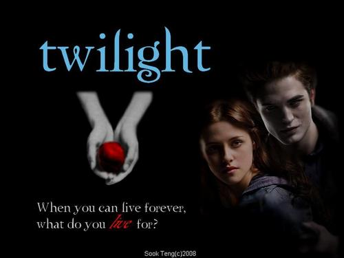 Twilight Series wallpaper probably with a portrait called twilight saga