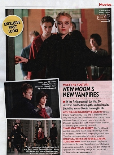volturi exclusive first look!!