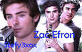 zac efron - high-school-musical fan art