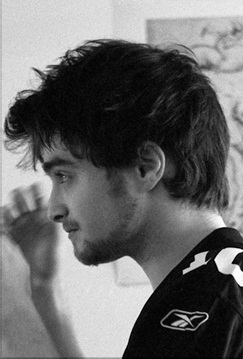A dag in the Life of Daniel Radcliffe: January 13th, 2009 (MQ)