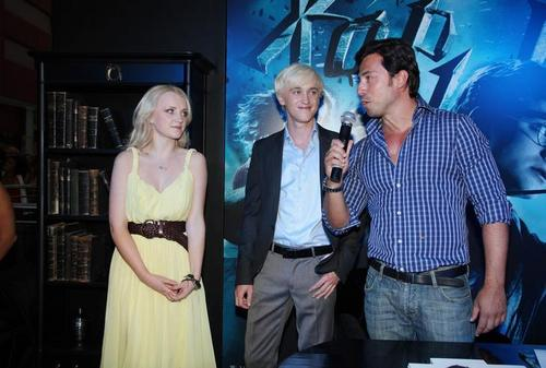 """Harry Potter and the Half Blood Prince"" Athens Premiere"