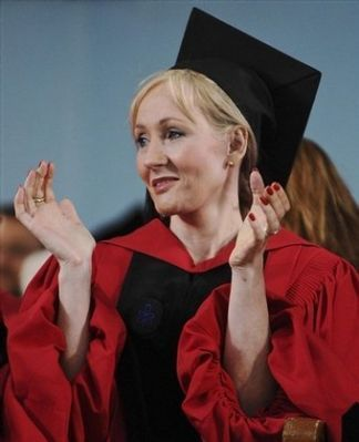 JK Rowling Harvard Commencement 2008