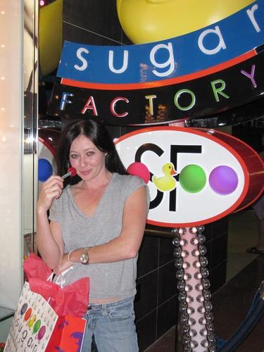 Shannen at Sugar Factory