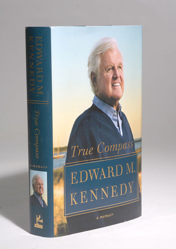 """""""True Compass"""" memoir"""
