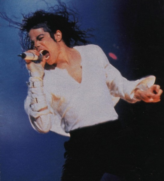 10th Anniversary 1991 - Michael Jackson Photo (7960351 ...