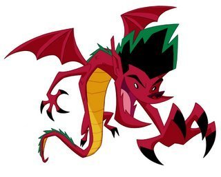 American Dragon: Jake Long wallpaper titled AMdrag-Jake