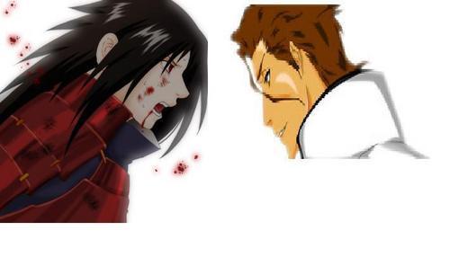 Aizen and Madara