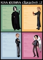 Alan Rickman - Severus Snape - alan-rickman photo