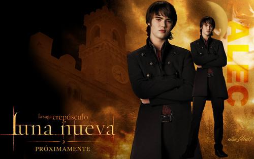 Alec Volturi - Luna Nueva वॉलपेपर