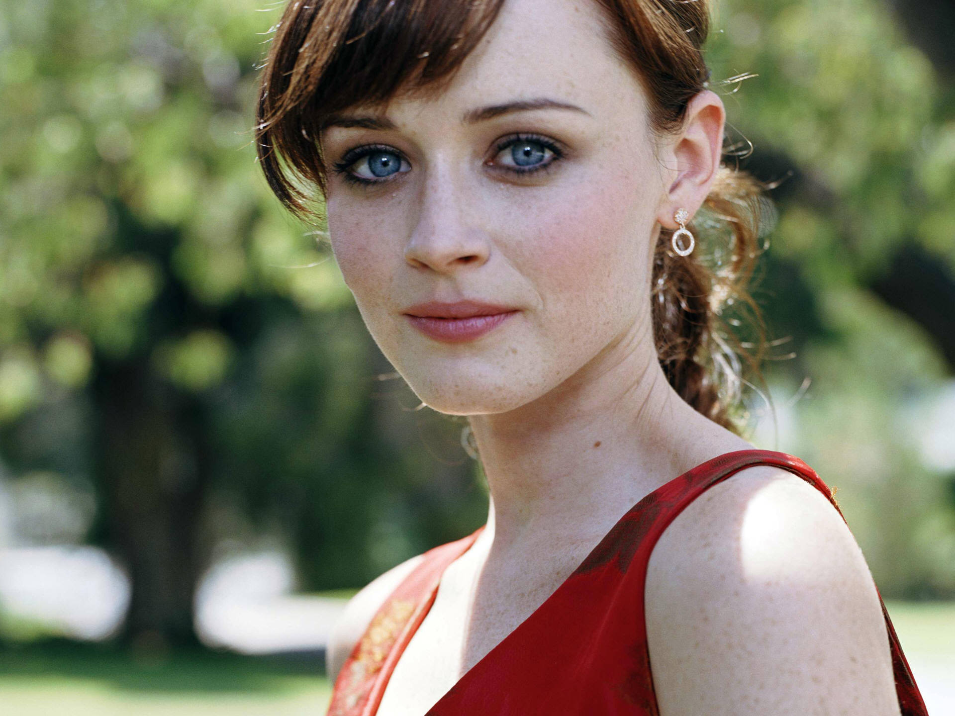 Alexis Bledel - Wallpaper Colection