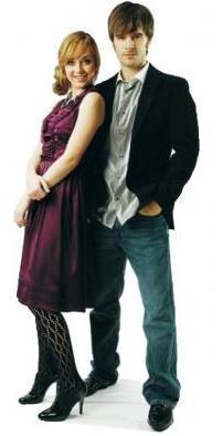 Amber and Graham