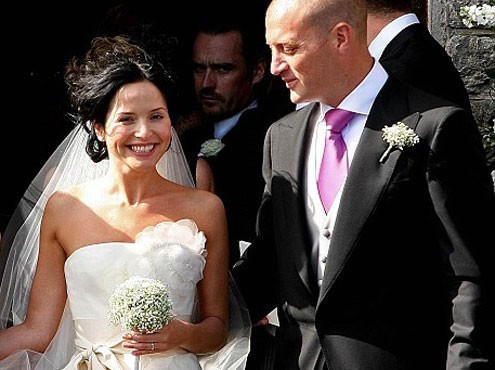 Andrea Corr's Wedding Pictures