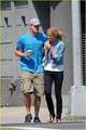 Andy Roddick & Brooklyn Decker