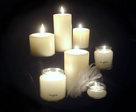 malaikat Candles