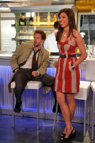 Angela and Hodgins <3