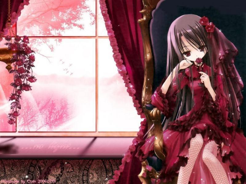 anime wallpaper girl. Anime Girl* - Anime Wallpaper