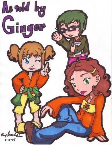 Anime-Style As Told por Ginger