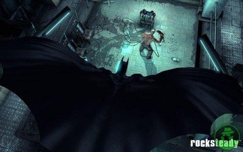 Arkham Asylum (inside)