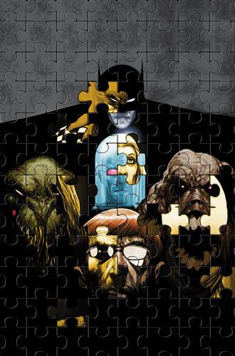 Arkham Asylum reborn #3