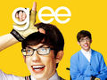 glee - Artie wallpaper