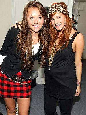 Ashlee & Miley