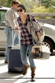 Ashley Greene back in LA with Marlow - twilight-series photo