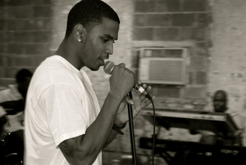 B.B. King Rehearsals