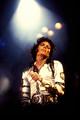 Bad Tour On Stage (Silver Shirt) - michael-jackson photo