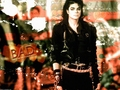 michael-jackson - Bad Wallpaper wallpaper