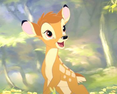 Disney kertas dinding possibly with Anime called Bambi