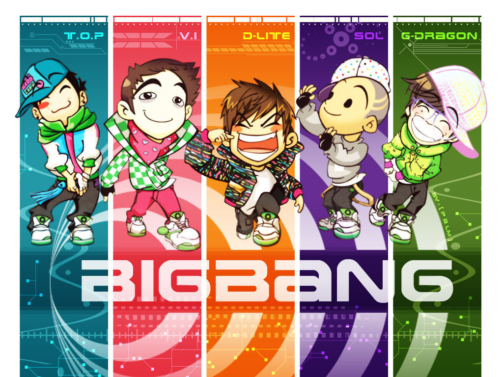 Feed Pictures  Top Big Bang Wallpaper Top Big Bang Desktop Background
