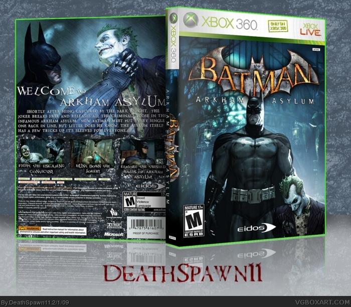 Batman Arkham Asylum Перевод Субтитров