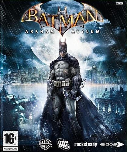 batman Arkham Asylum*