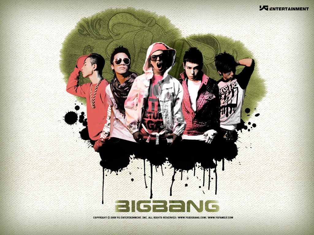 Big Bang RULEZZZ!!! - big-bang wallpaper