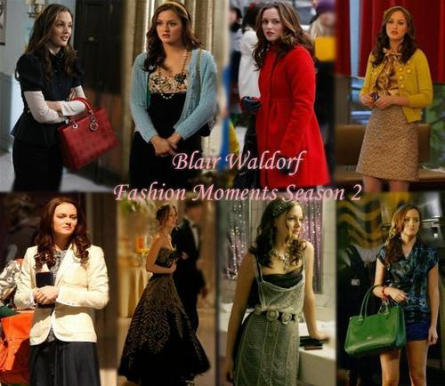 Gossip Girl Images Blair Waldorf Fashion