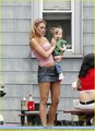 Blake Lively: Backyard BBQ!