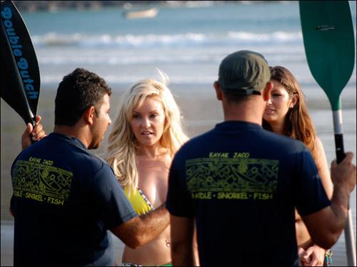 Bridget Marquardt - Bridget's Sexiest Beaches - Costa Rica