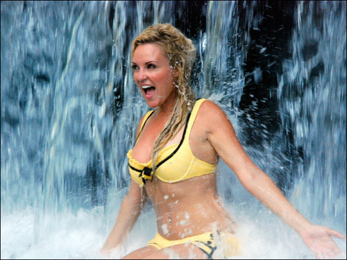 Bridget Marquardt wallpaper containing a bikini titled Bridget Marquardt - Bridget's Sexiest Beaches - Costa Rica