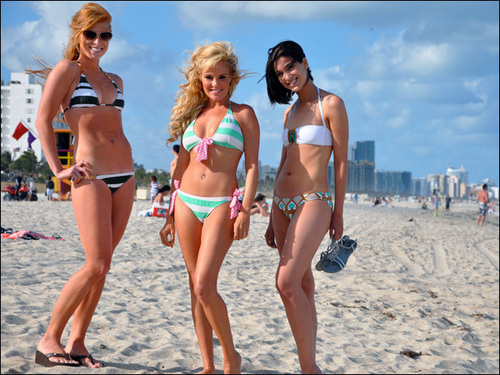 Bridget Marquardt - Bridget's Sexiest Beaches - Florida