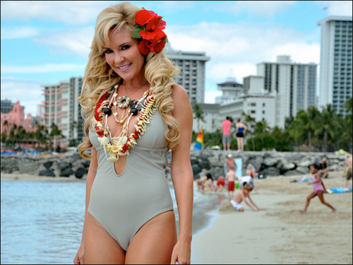Bridget Marquardt - Bridget's Sexiest Beaches - Hawaii