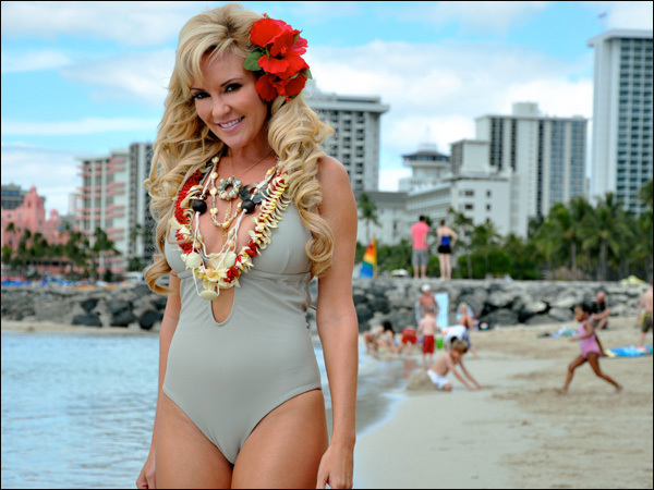 sexiest Bridget beach s