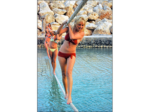 Bridget Marquardt - Bridget's Sexiest Beaches - Mexico