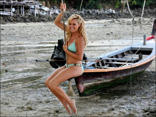 Bridget Marquardt - Bridget's Sexiest Beaches - Thailand