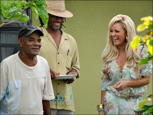 Bridget Marquardt - Bridget's Sexiest Beaches - Turks and Caicos
