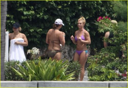 Britney in Malibu
